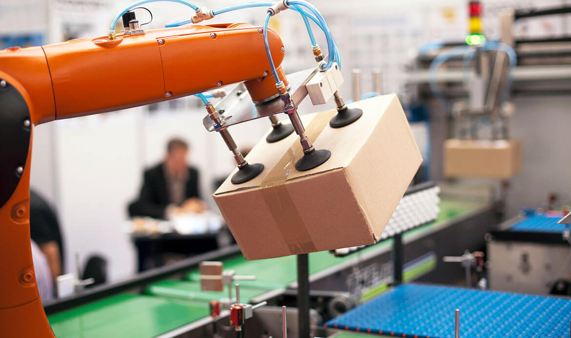 Consumer Packaging Robotics